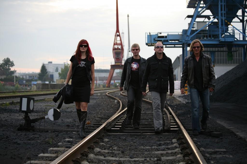Coverband Linz rail