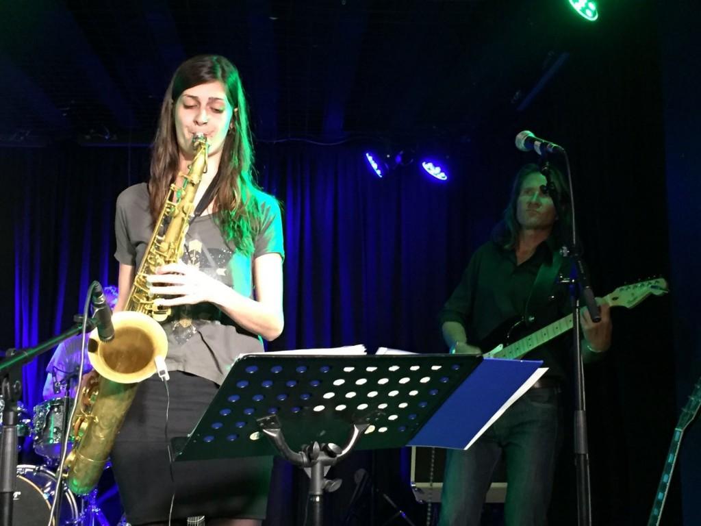 coverband sax
